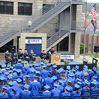 TSJC Graduation Ceremony image